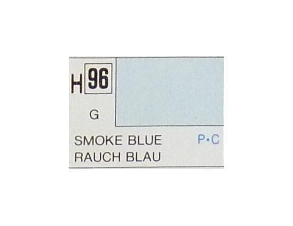Gunze GU0096 SMOKE BLUE GLOSS ml 10 Pz.6 Modellino