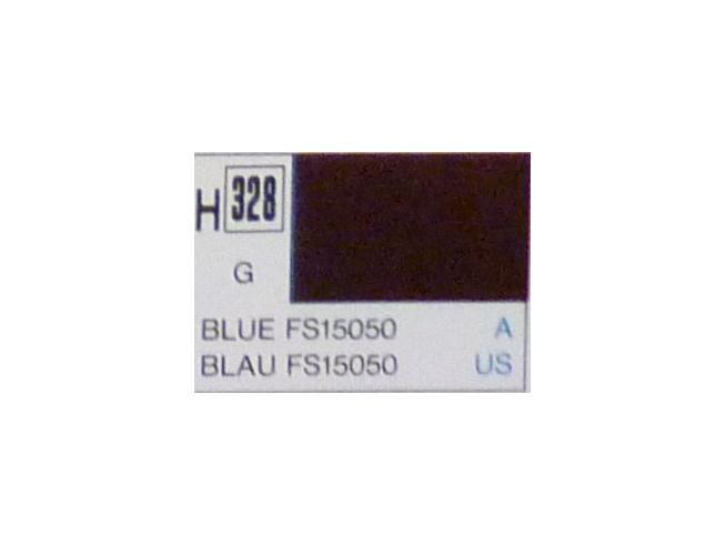 Gunze GU0328 BLUE GLOSS ml 10 Pz.6 Modellino