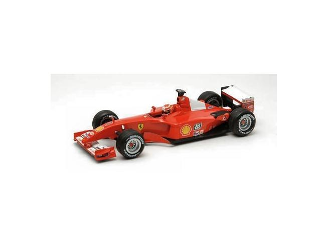 Hot Wheels HW50213 FERRARI M.SCHUMACHER 2001 1:43 Modellino