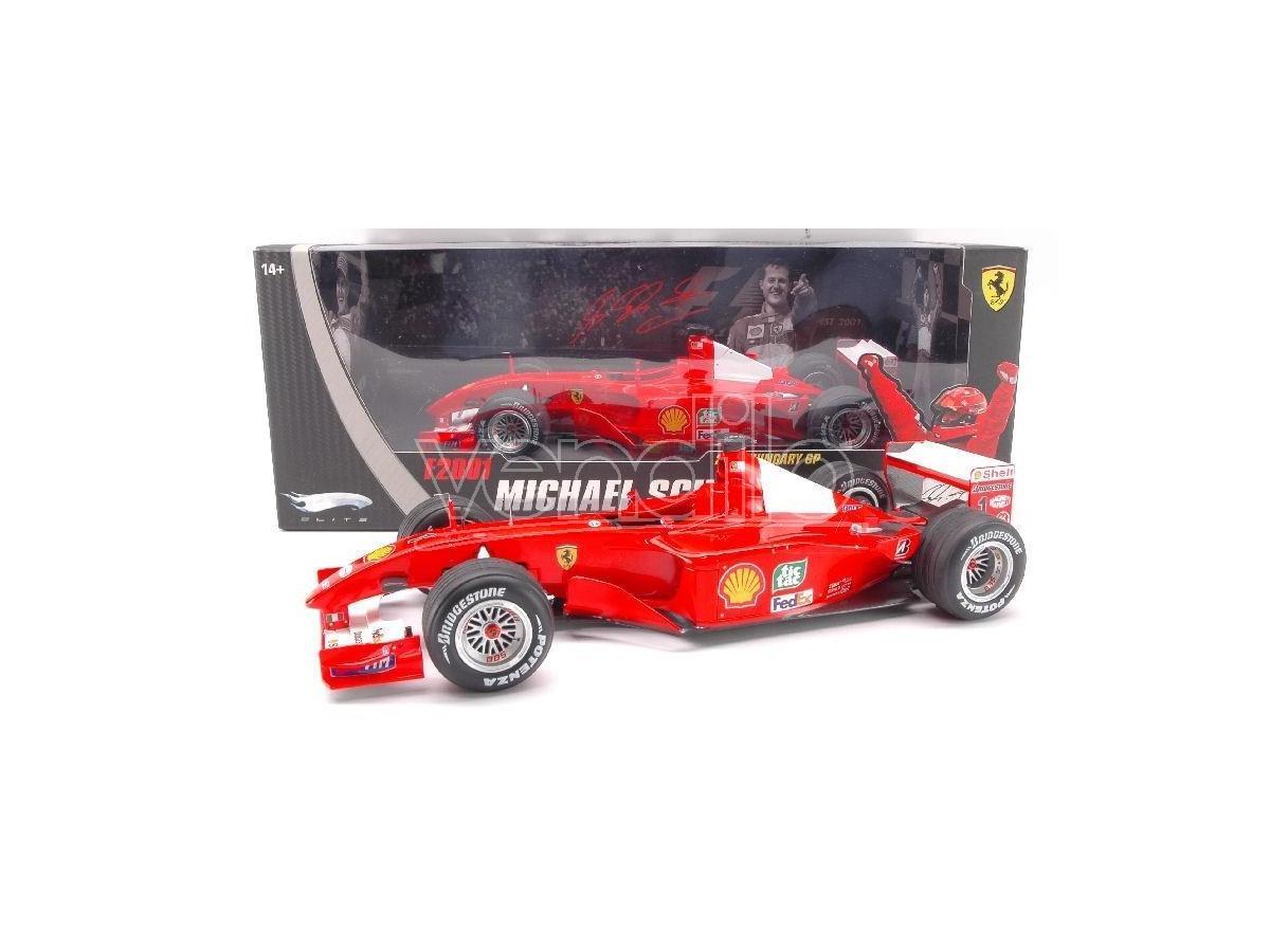Https Articoli Vari Accessori 454195 Gunze Hotwheels Elite 143 Ferrari Fxx Michael Schumacher Hot Wheels Hwn2075 Mschumacher 01 118 Modellino