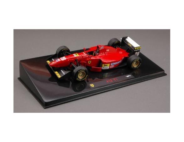 Hot Wheels HWN5583 FERRARI 412 T 1 B G.BERGER 1994 1:43 Modellino
