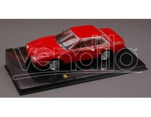 Hot Wheels HWN5595 FERRARI 412 1985 RED 1:43 Modellino