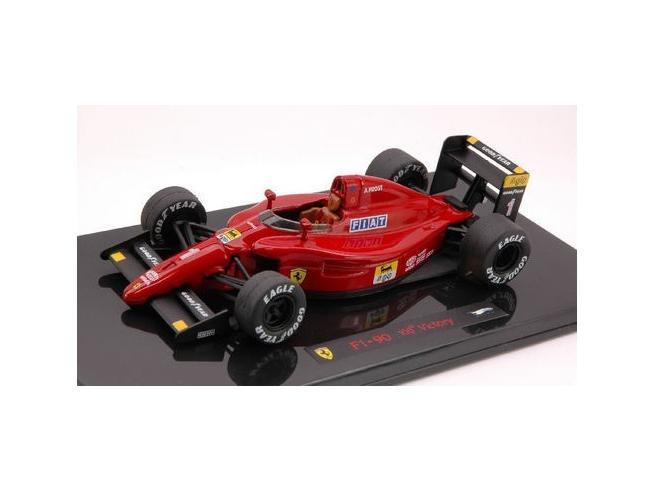 Hot Wheels HWN5602 FERRARI 641 A.PROST 1990 1:43 Modellino