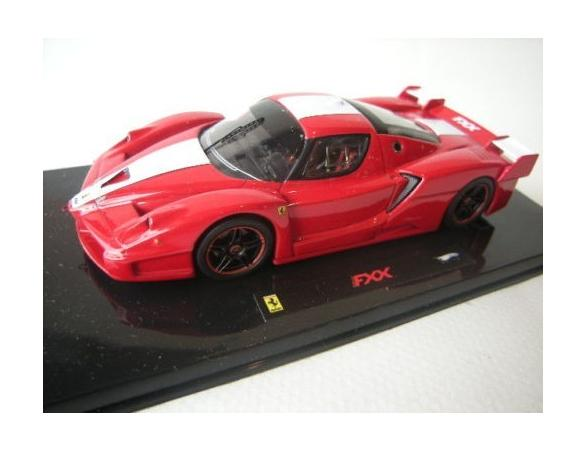 Hot Wheels HWN5605 FERRARI FXX 2005 RED 1:43 Modellino