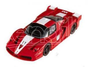 Hot Wheels HWN5607 FERRARI FXX 2005 ROSSO SCUDERIA 1:43 Modellino