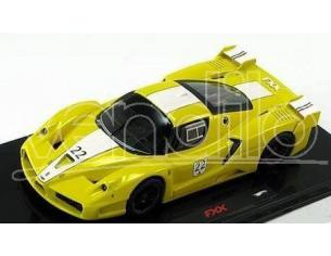 Hot Wheels HWN5612 FERRARI FXX 2005 N.22 YELLOW 1:43 Modellino
