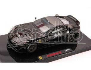 Hot Wheels HWT6264 FERRARI 599 XX RACING N.55 BLACK 1:43 Modellino