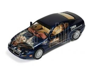 Ixo model MOC053 MASERATI CAMBIOCORSA 2002 FALL OF BERLIN WALL 1989 1:43 Modellino