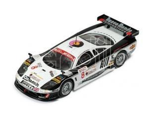 Ixo model GTM027 SALEEN S 7 R N.8 FIA GT 2005 1:43 Modellino
