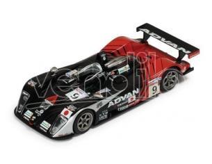 Ixo model LMM066 DOME S101 N.9 LM 2004 1:43 Modellino