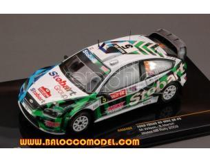 Ixo model RAM404 FORD FOCUS RS WRC 08 N.5 MARTIN/WILSON WALES GB RALLY 2009 1:43 Modellino