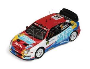 Ixo model RAM446 CITROEN XSARA WRC N.68 FRANCE 2010 1:43 Modellino