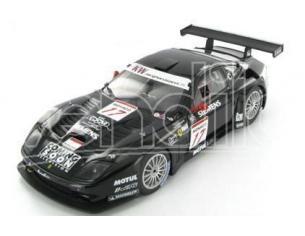 Kyosho KY8393C FERRARI 575 GTC N.17 WINNER FIA GT DONINGTON 2004 WENDLINGER-MELO 1:18 Modellino