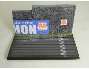 Microworld 66 TARGA FLORIO TRAGUARDO 1/43 Modellino