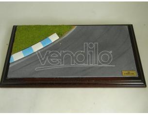 Microworld 70 DIORAMA GRAN PRIX EUROPA 1:43 Modellino