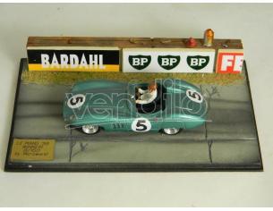 Microworld BE01 DIORAMA LE MANS'59 WINNER ASTON Modellino