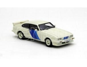 Neo Scale Models NEO43329 FORD CAPRI III TURBO1981  WHITE FORD MOTORSPORT 1:43 Modellino