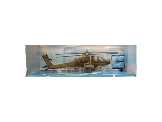 New Ray NY25523 ELICOTTERO APACHE AH-64 1:55 Modellino