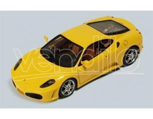 Red Line RL044 FERRARI F 430 2004 YELLOW 1:43 Modellino