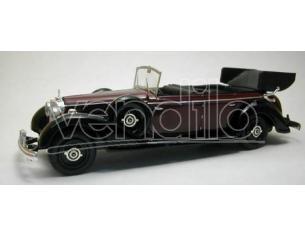 Rio RI4021 MERCEDES 770 OPEN CABRIO 1938 AMARANT/BLACK 1:43 Modellino