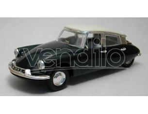 Rio RI4097 CITROEN DS 19 PARIGI 1955 CREAM/BLACK 1:43 Modellino