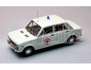 Rio 4187 FIAT 128 CROCE ROSSA 1970 1/43 Modellino