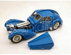 Rio RI4249 BUGATTI 57 SC ATLANTIC 1938 BLUE 1:43 Modellino