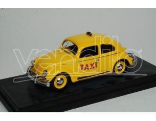 Rio 4255 VW BEETLE TAXI BRASIL 1953 1/43 Modellino