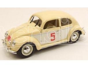 Rio 4267 VW BEETLE MONTE CARLO 1956 n.5 1/43 Modellino