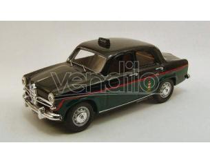 Rio RI4286 ALFA ROMEO GIULIETTA TAXI MI 1959 1:43 Modellino