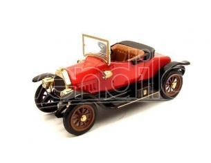 Rio 4323 FIAT 0 1912 SPIDER RED 1/43 Modellino