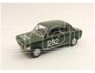 Rio 4343 FIAT 128 4 P TRENTO/BONDONE '69 1/43 Modellino