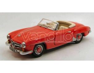 Rio 4358 MERCEDES 190 SL 1955 RED 1/43 Modellino