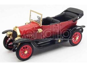 Rio 4363 FIAT 0 CABRIO 1914 RED 1/43 Modellino