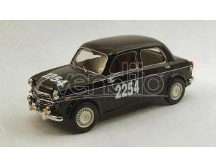 Rio RI4377 FIAT 1100/103 N.2254 MILLE MIGLIA 1955 O.MORELLI 1:43 Modellino