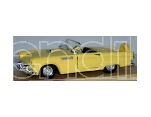 Rio R04 FORD THUNDERBIRD 1956 OPEN YELLOW Modellino