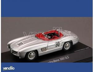 Schuco SH2476 MERCEDES 300 SLS N.30 P.O'SHEA SCCA CHAMPIONSHIP 1957 1:43 Modellino