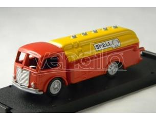 Scottoy 27S AUTOBOTTE VIBERTI SHELL RED/YELLOW 1:43 Modellino