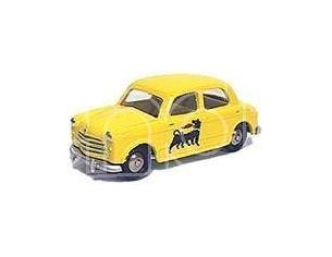 Scottoy 28A Fiat 1100 1953 Agip Gialla Yellow 7.5 cm Modellino