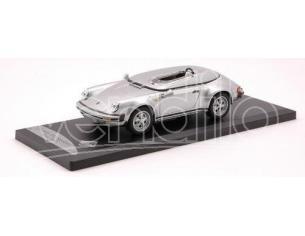 Solido SL143225 PORSCHE 911 SPEEDS.RACE'57 SILV.1:43 Modellino