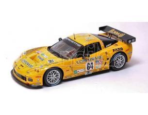 Spark Model S0179 CORVETTE C 6 R N.64 LM 2007 1:43 Modellino
