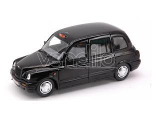 Spark Model S0279 LONDON TAXI TX 1 2002 BLACK 1:43 Modellino