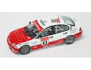 Spark Model S0408 BMW 320 I N.0 D.Huisman 1:43 Modellino