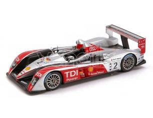 Spark Model S0682 AUDI R 10 N.2 LM 2007 1:43 Modellino