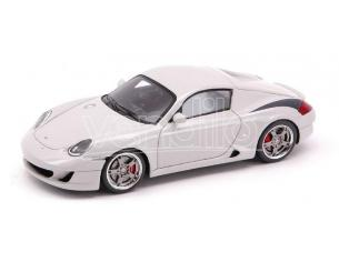 Spark Model S0713 RUF RK COUPE' 2007 MARBLE GREY 1:43 Modellino