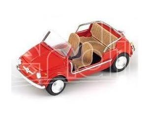 Spark Model S1499 Fiat 500 Jolly 1959 Rossa 1:43 Modellino