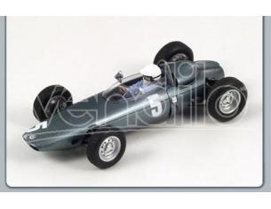 Spark Model S1629 BRM R.GINTHER MONACO GP 1963 1:43 Modellino