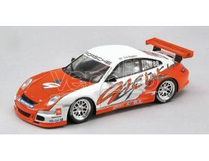 Spark Model S1906 PORSCHE GT 3 N.88 WINN.CUP ASIA 2007 Modellino