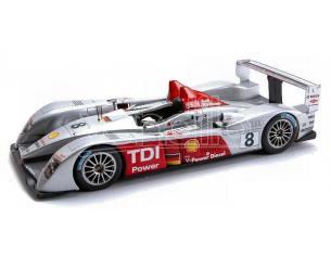Spark Model S24LMS003 AUDI R 10 N.8 WINNER LM 2006 1:24 Modellino