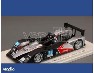 Spark Model S2531 LOLA B11/40-JUDD BMW N.39 LM 2011 1:43 Modellino